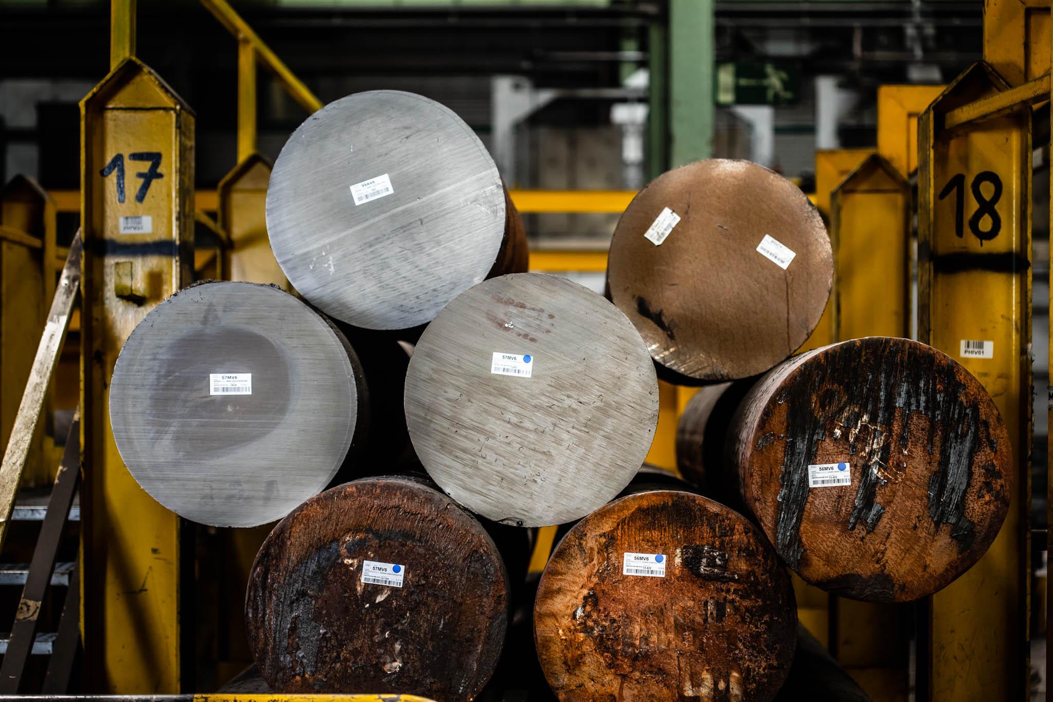 Materiales de forja. País Vasco